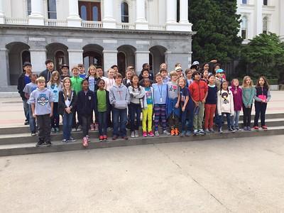 20150505 4th Grade Sacramento Trip