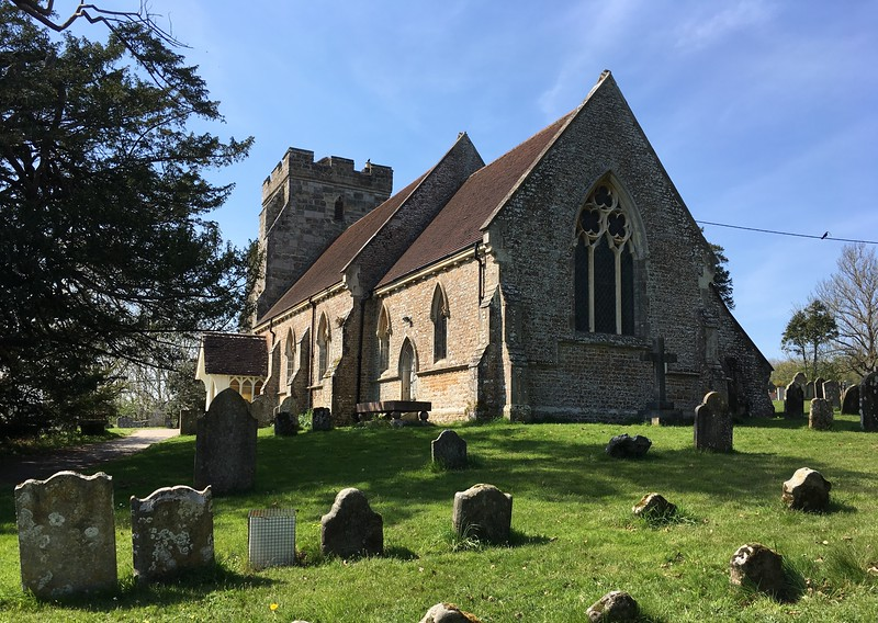 St George's Church in Crowhurst