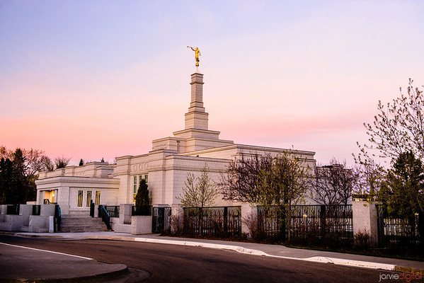Edmonton LDS Temple