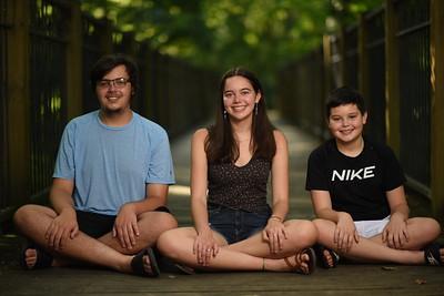 The Carter Kids Family Photos