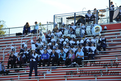 WPHS Marching Band at Football Game vs. Suffern