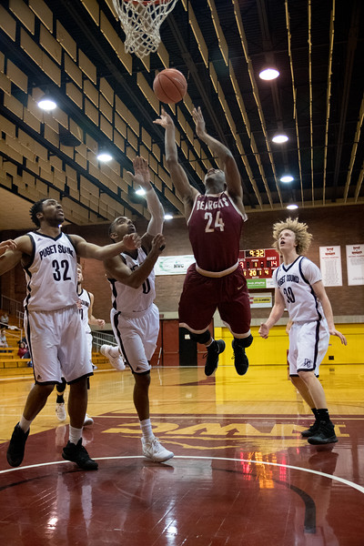 Willamette Bearcats vs Puget Sound Loggers