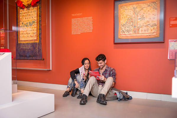 Teen Day at the Rubin Museum