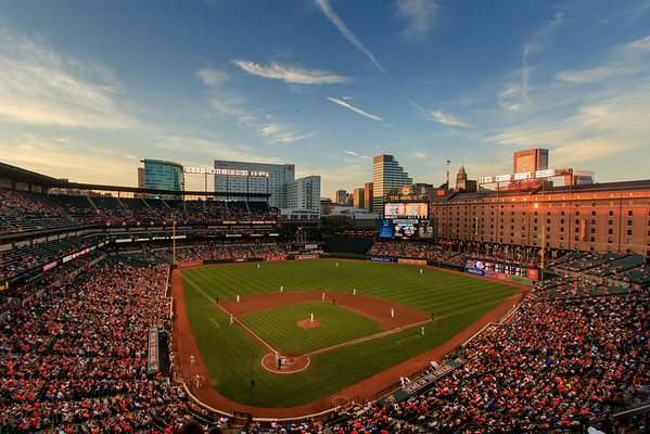 Oriole Park at Camden Yards - MLB