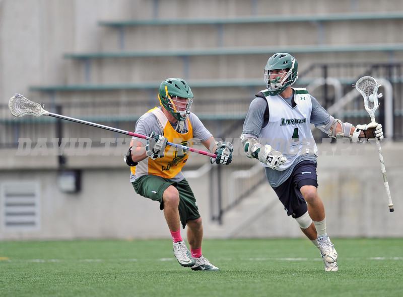 Siena Men's Lacrosse Fall Brawl 2011
