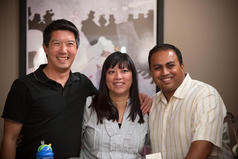 Conan, Isa, and Aakash