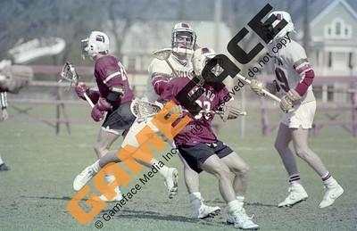 1987-1988 Men's Lacrosse