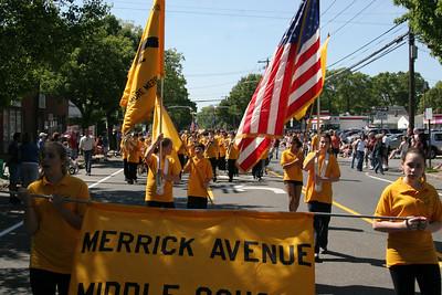 Merrick Memorial Day Parade 2008