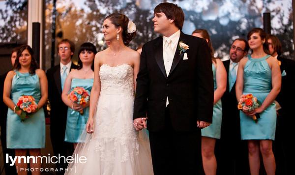 Emily & Daniel's Stonegate Mansion Reception