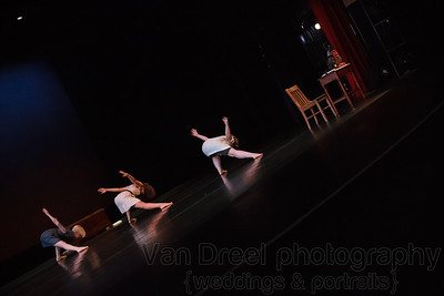 """Transcribing Dance Company Presents """"Dialogue From The Attic"""""""