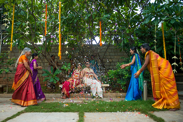 Swetha And Vijay