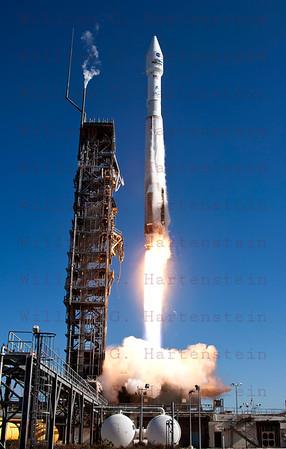 Atlas 5 LDCM/LandSat 8 launched Feb. 11, 2013