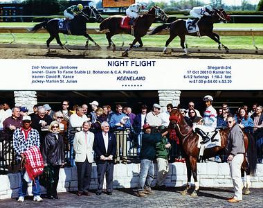 NIGHT FLIGHT - 10/17/2001