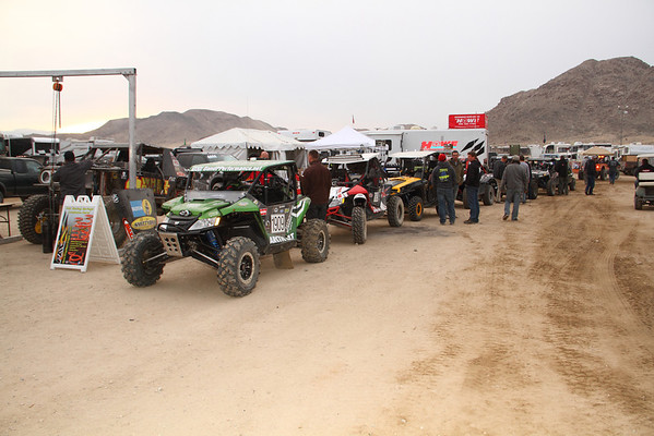 King of the Hammers day 1 02-04-14