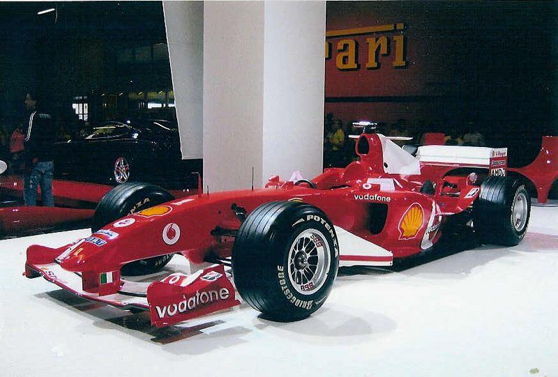 Ferrari 2005 Auto Show.jpg