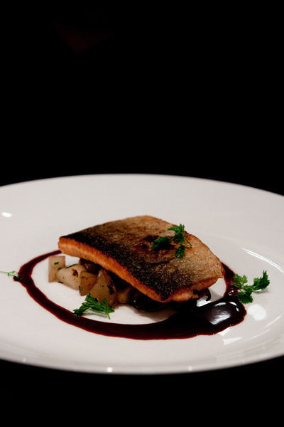 Pan Roasted Arctic Char