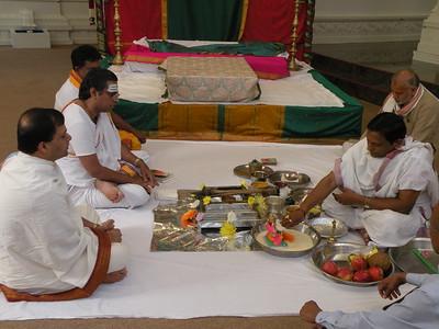 Santhi Homam -2015