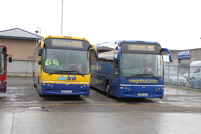 Stagecoach Inverness Depot