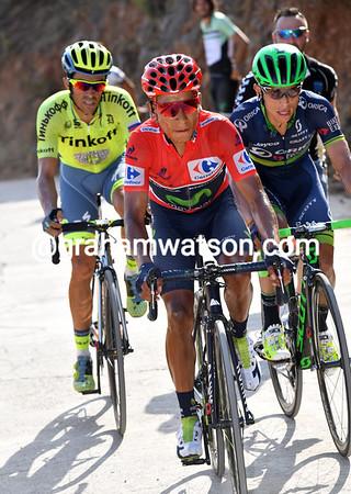 Vuelta a España - Stage 17:   Castellón > Llucena / Camins del Penyagolosa, 177.5kms
