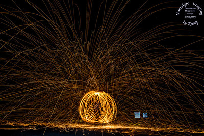 Steel Wool and Fire