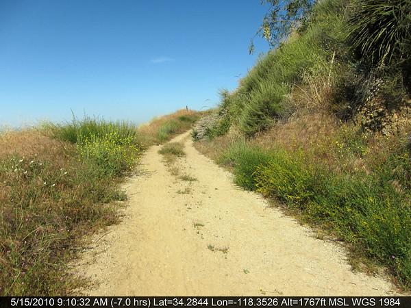 2010-05-15 - Doc Larson Trail Recon