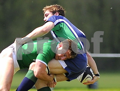 Dorset & Wilts v Berkshire - RFU County Shield 12052012