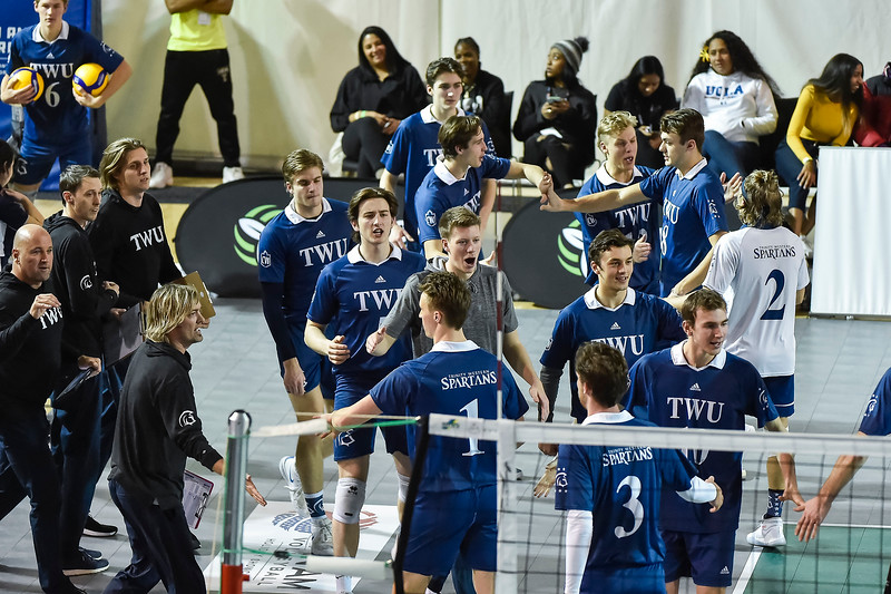 12.29.2019 - 4435 - UCLA Bruins Men's Volleyball vs. Trinity Western Spartans Men's Volleyball.jpg