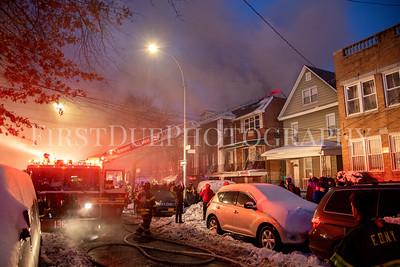 Queens 3rd Alarm Box: 9296 90-31 48th Ave. 19 Dec 20