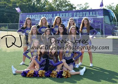 Laker Cheer 2016-2017