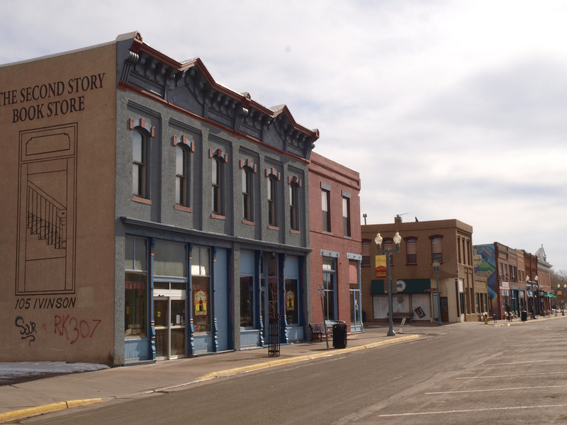 First Street