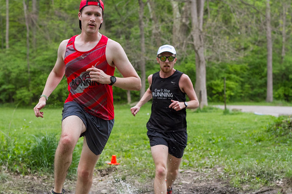 ORRRC George Rogers Clark State Park 10k - May 7, 2019
