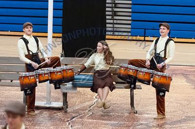 Mater Dei Catholic HS Percussion