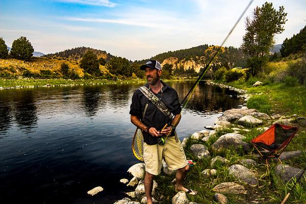 Fly Fishing the Big Hole River Montana