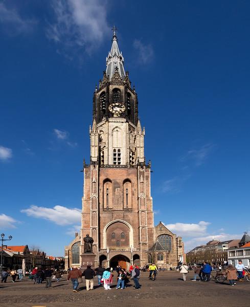 Nieuwe Church, Delft