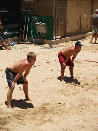 2007 Men's Open/Junior Draw Volleyball Tournament 6-9-2007