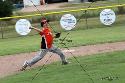 Machine Pitch Baseball vs Burnet 2015
