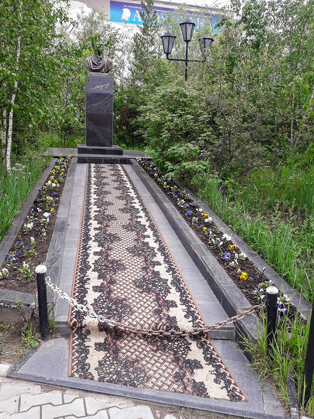 Alexander Pushkin Monument