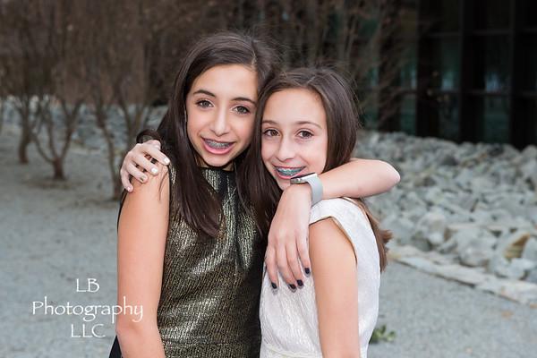 Hannah and Eva's Temple Photos
