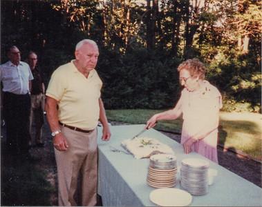 Bill and Vera's 50th Anniversary