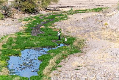 Santa Cruz River, Tucson, Arizona