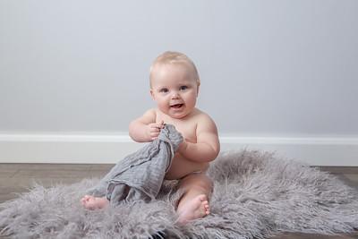 Xander - 7 Months
