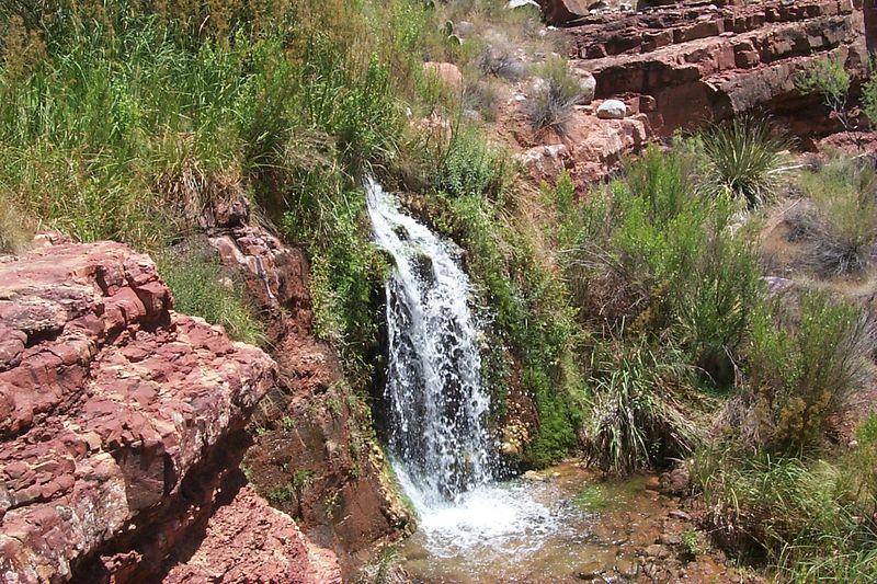 Waterfall Stone Creek   (Jun 05, 1999, 01:36pm)