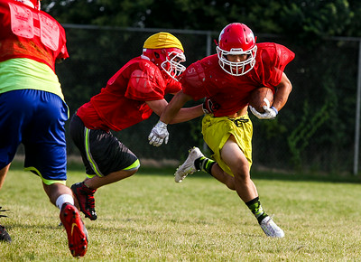 20140717 - Marian Central Football Practice (SN)