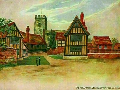 KES, The Guild Chapel and the Alms Houses