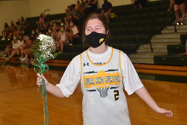 A Senior Moment...Unified Basketball photos by Gary Baker