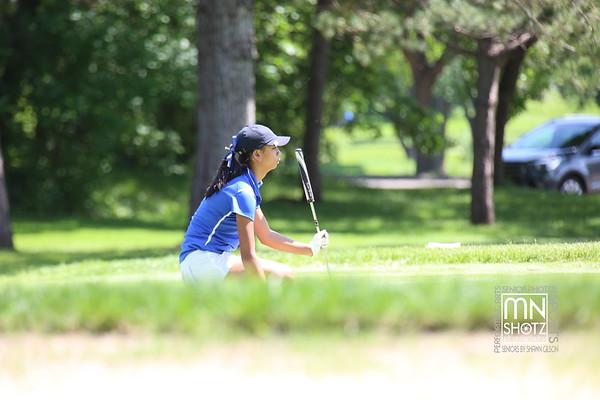 2018 Girls Golf