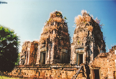 Preah Rup, East Mebon and Prasat Kravan