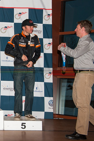 Podiums - Day 4