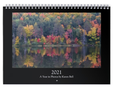 2021 Wall Calendar Traditional Photography