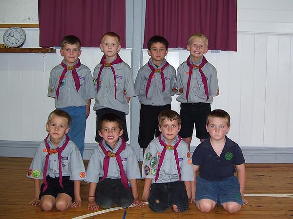 New Zealand - Arawa Kea Scouts